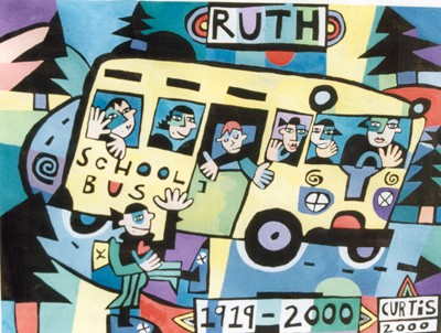 Ruth 1919-2000